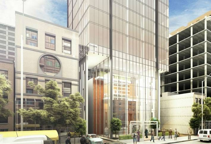 Check Out Midtown East's Latest Glossy Resi Tower