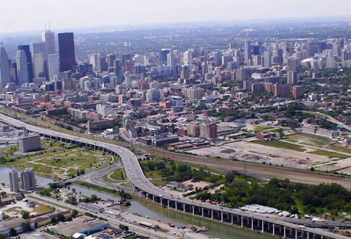 Developers to Mayor Tory: Tear Down the Gardiner East
