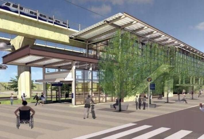 Mortenson to Build Northgate Station