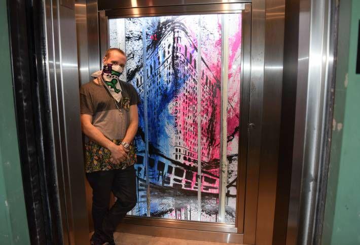 Street Art Key to Kaufman Organization's Rehab of Once-Derelict Flatiron Buildings