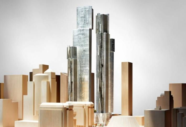Building Frank Gehry's Next Masterpiece