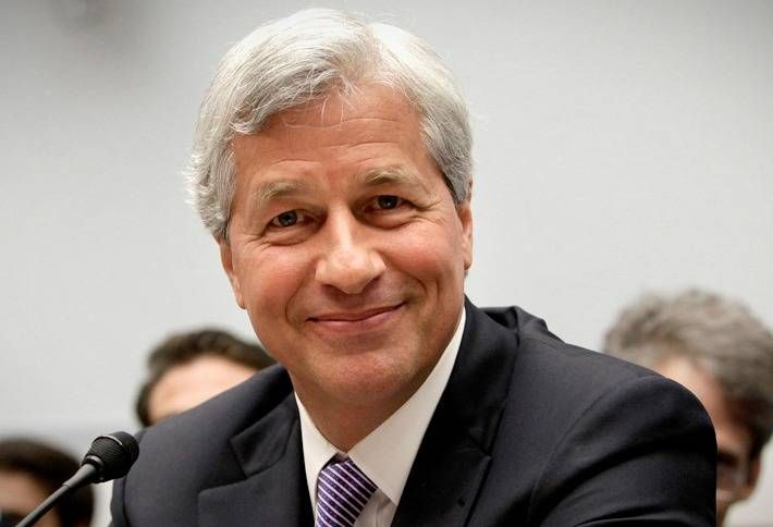 Jamie Dimon Would Sell Bank One Again