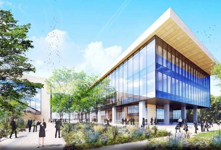 First Look at Hillwood Urban's Plans