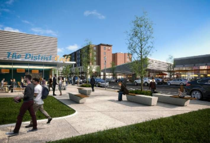 Burlington Is Stealing The Urban Core's Thunder. Here's How.