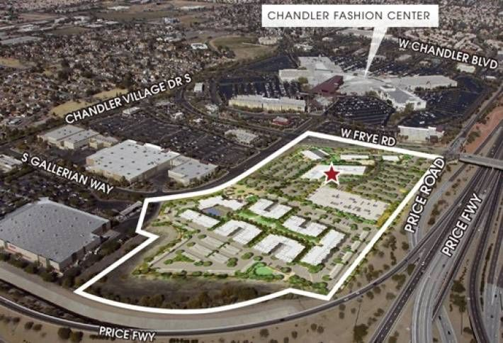 Chandler Viridian Poised to Benefit from Bioscience