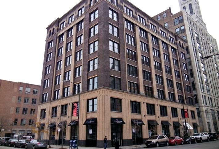 Urban Innovations Cashes in on Greektown Office Building Deal