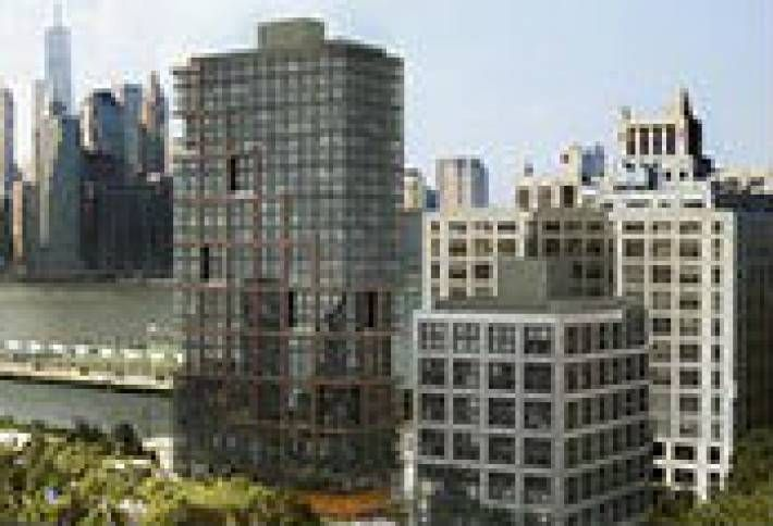 Developer Selected for Project at Brooklyn Bridge Park's Pier 6