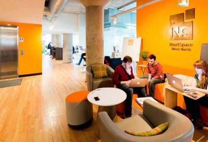 Co-Working Spaces Attracting More Freelancers