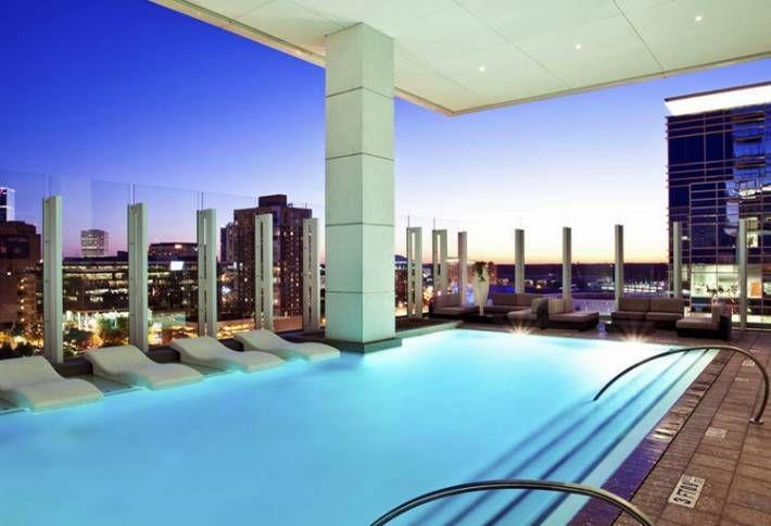 Ashford Buys into Booming ATL Hotel Story