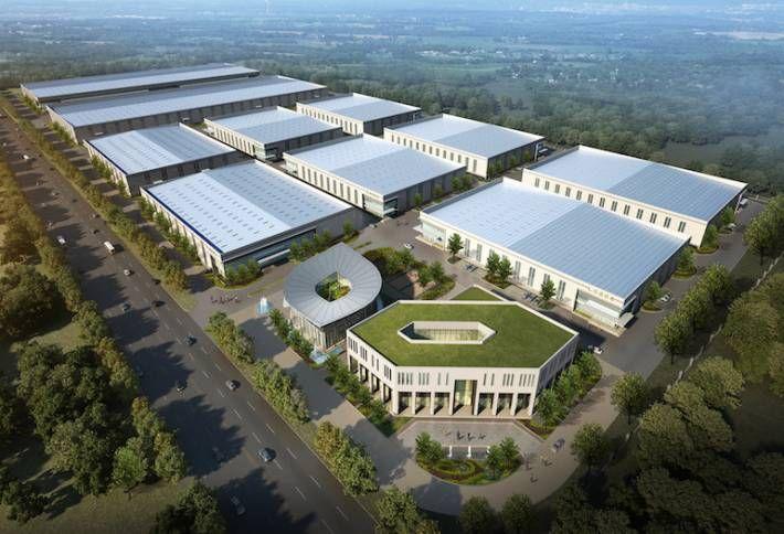 Ivanhoé Cambridge Invests in LOGOS China Logistics Club