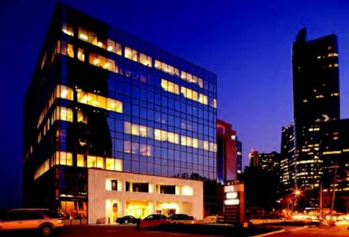 PMRG Buying Peachtree Lenox Building