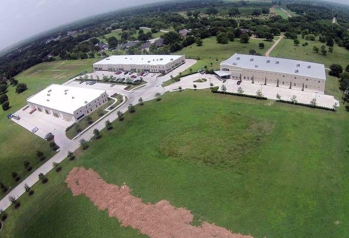 Grand Oaks Business Park Expands
