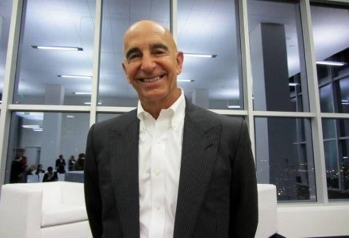 Colony's Thomas Barrack Focuses on Real Estate Debt