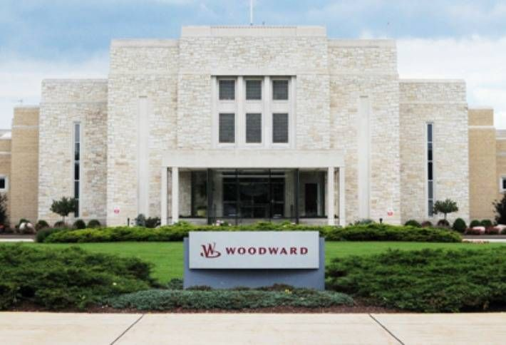 Aerospace Manufacturer Woodward Built a $250M Rockford Plant
