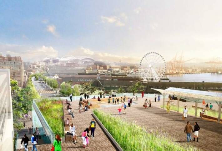 Why the Waterfront Reinvention is a Game Changer for Seattle