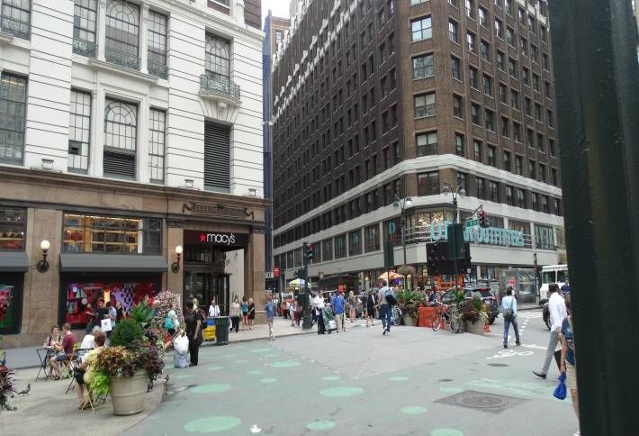 NYC's Garment District, Past and Future