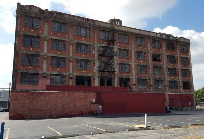 Historic EaDo Building To Be Redeveloped