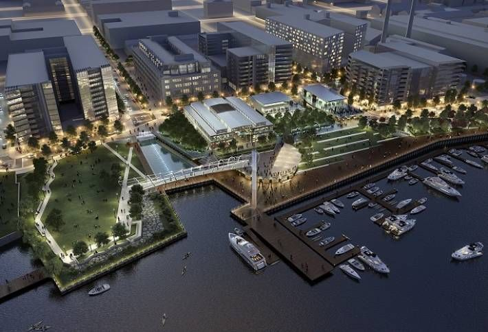 The Yards Leads Capitol Riverfront's Sustained, Rapid Growth