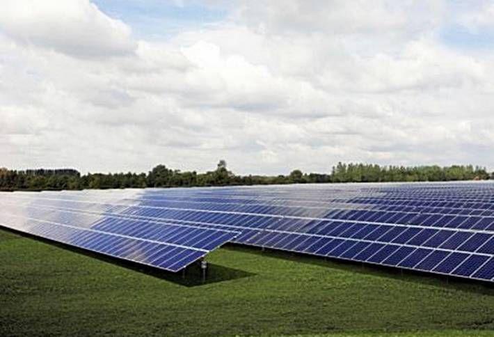 Global Renewable Energy Company Eyes Valley Center Solar