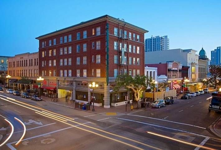 LA Investor Nabs Gaslamp Quarter Historic Building