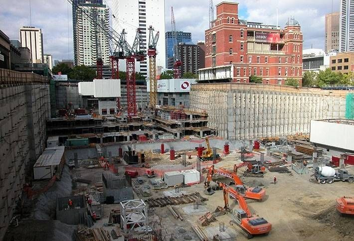 Commercial Construction Projected to Grow in 2015 & 2016