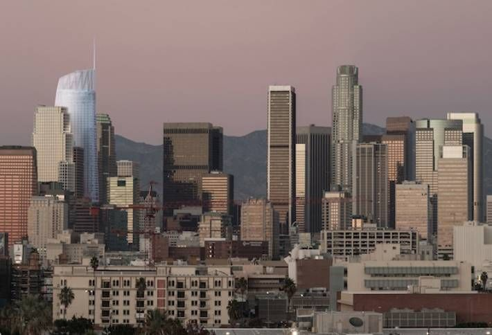 The Changing Face and Epicenter of Downtown LA