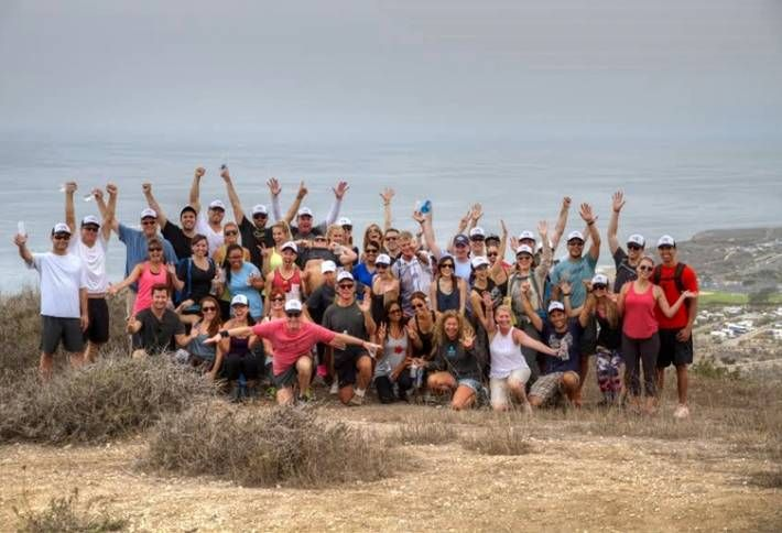 NAIOP SoCal Young Pros Hike Against Cancer