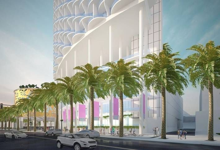 First Approval Granted to 800-Room Miami Beach Convention Center Hotel