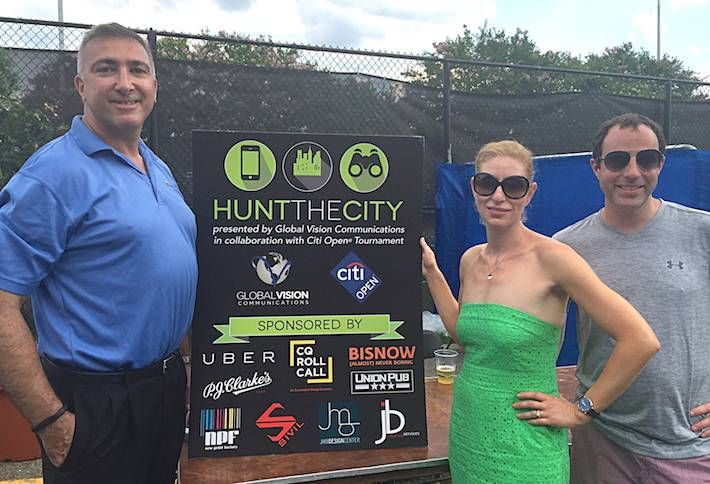 Hunt the City DC
