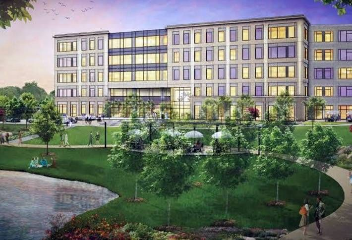 Development's Booming on 121. Here's Why.