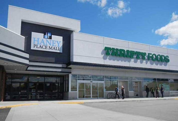 SmartREIT Buys Haney Place Mall