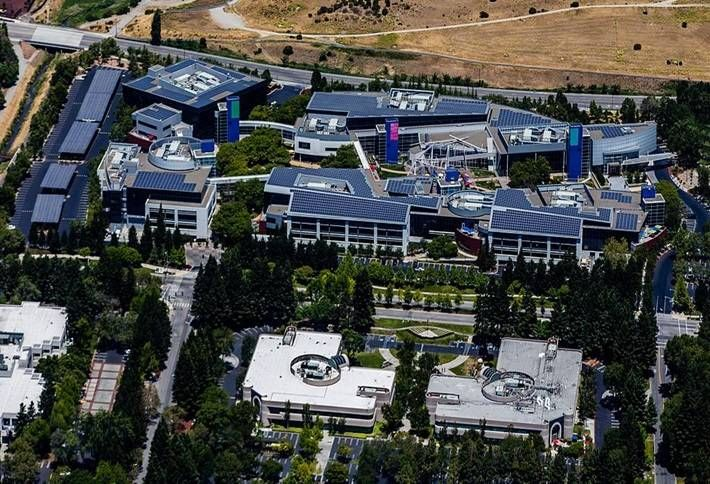 Google Roundup: Tech Giant Moves Solar Powered Drone Ops, Buys YouTube HQ