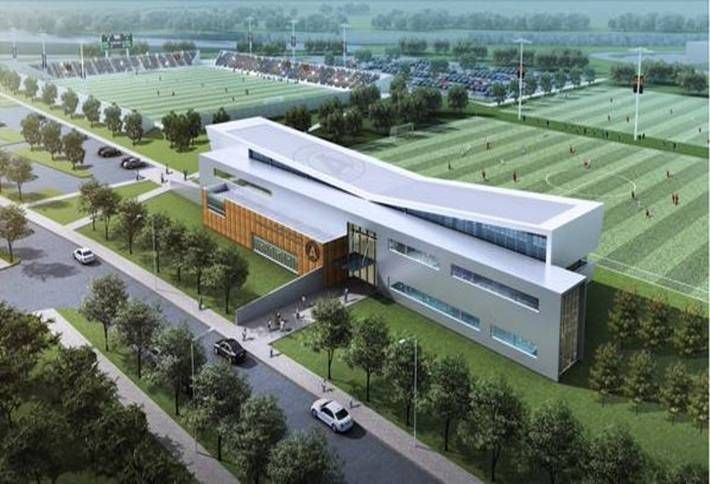 Preliminary Renderings Released for Atlanta United FC Complex