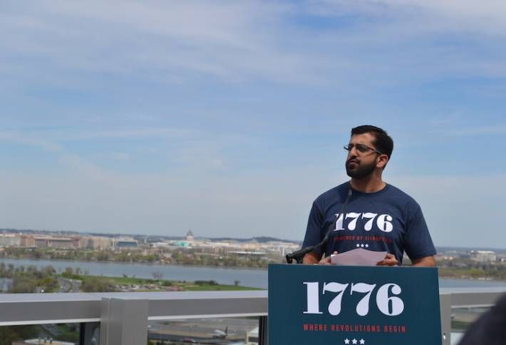 ICYMI...Paul Singh Says Goodbye to 1776