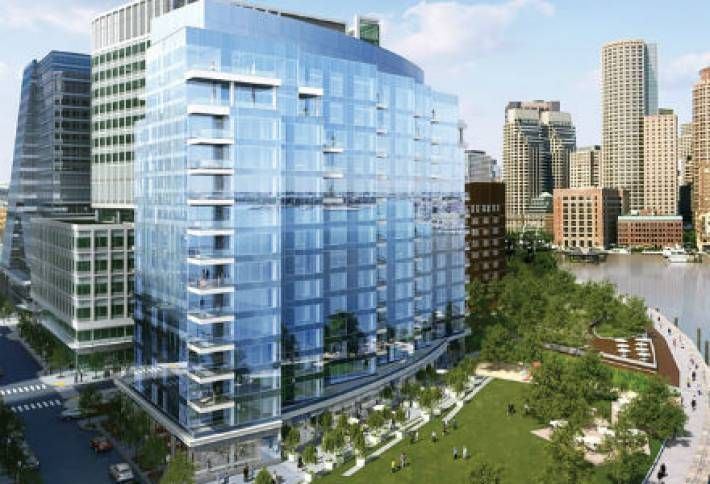 Six Top Boston Projects Under Construction