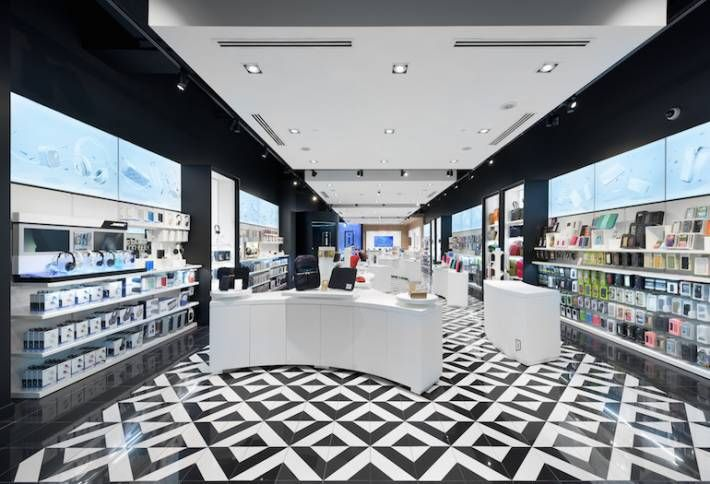 The Best-Looking Store Floor in Scarborough