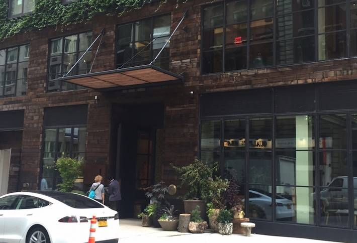 Eco-Luxe Miami Hotel Shows NY How to Do It