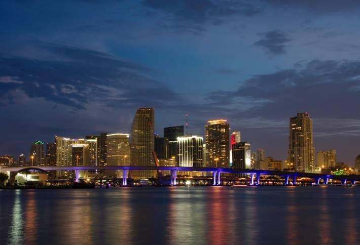 David Adler on Miami's Boom