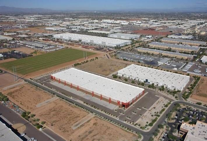 Investors Snapping Up Single-Tenant Industrial