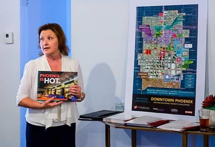 City, Developers Publish Comprehensive Downtown Report
