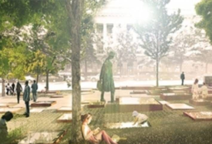 Five Finalists for WWI Memorial Revealed