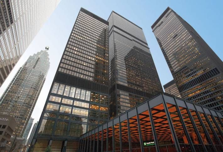 Cadillac Fairview Sells Stake in TD Centre to Ontario Pension Board
