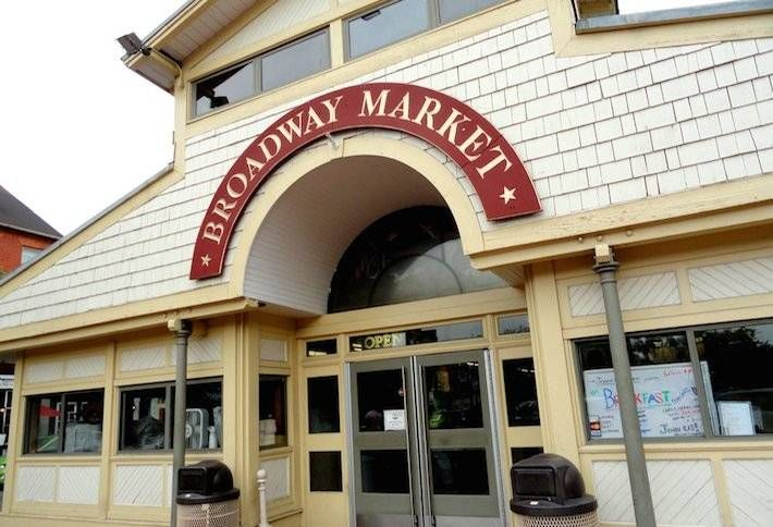 Renovation Of Broadway Market Will Be Rebid