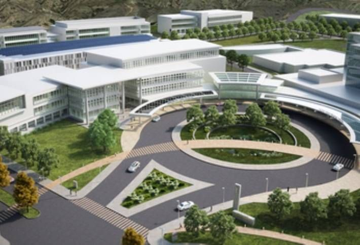 Master Plan Selected for Olive View-UCLA Medical Center