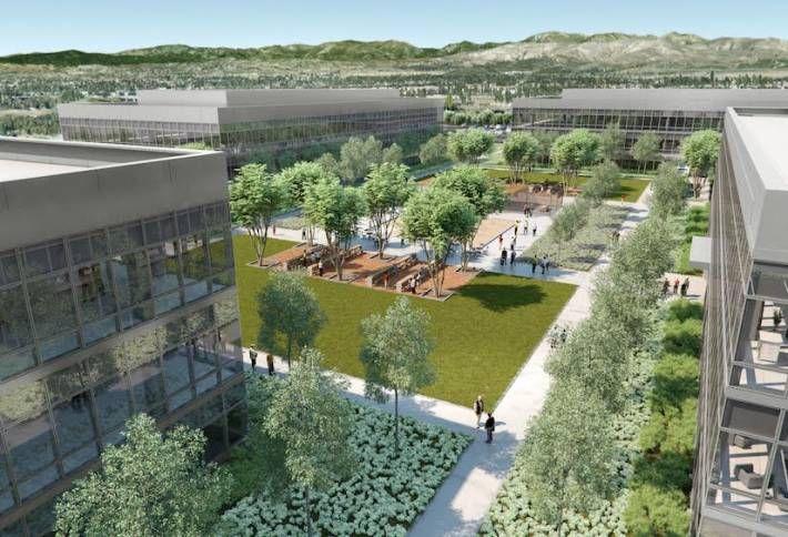 Irvine Co Ramps Up Next Gen Development