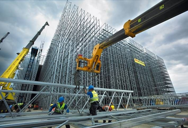 Construction Stands Firm As Economy's Strongest Sector