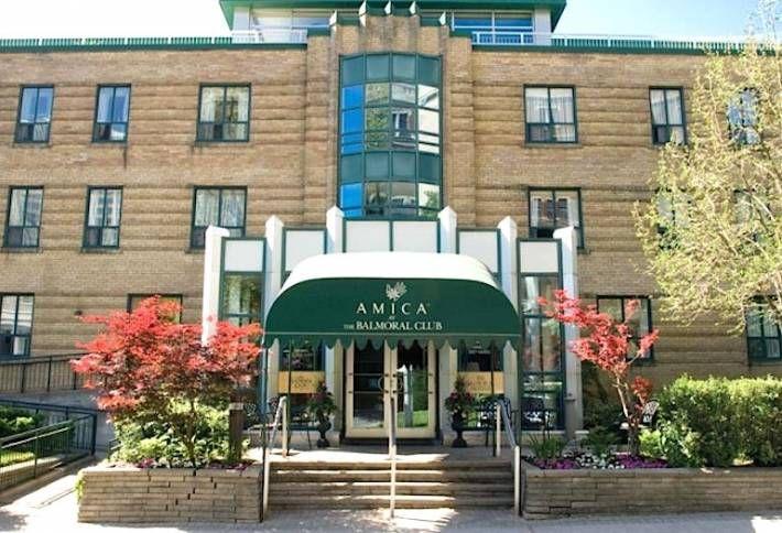 BayBridge Seniors Housing to Buy Amica Mature Lifestyles