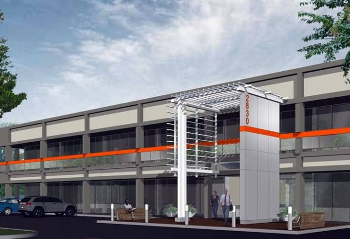 Parkside Partners Eyeing Two More Loft Office Projects