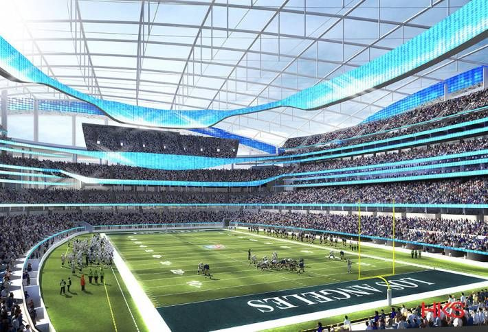 Exclusive: Details on the $2B Mixed-Use Village Planned Around LA's NFL Dreams