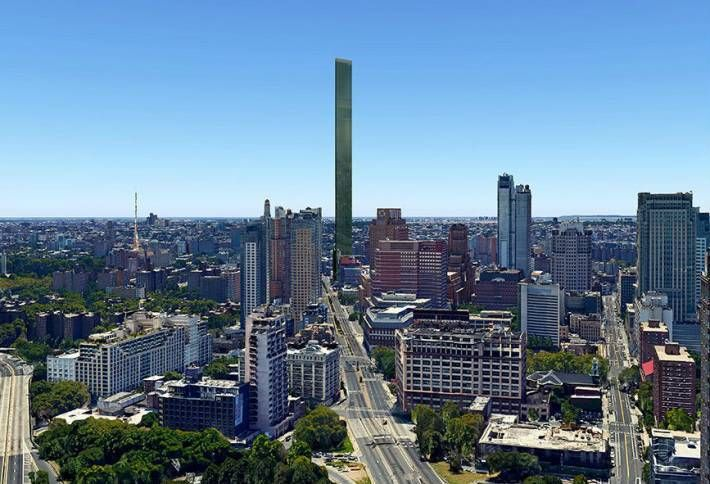 Here's How Ridiculous the View from JDS Development's Brooklyn Supertall Tower Will Be